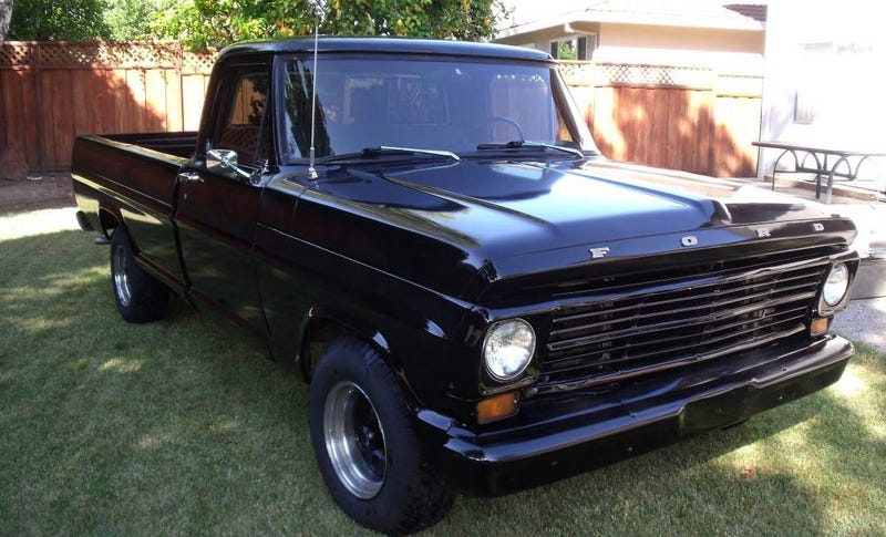 Illustration for article titled For $6,000, Could This 1968 Ford F-100 Be All The Truck You'd Ever Need?