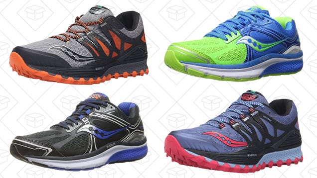 Hit the Pavement With Amazon s One-Day Sale on Saucony Running Shoes