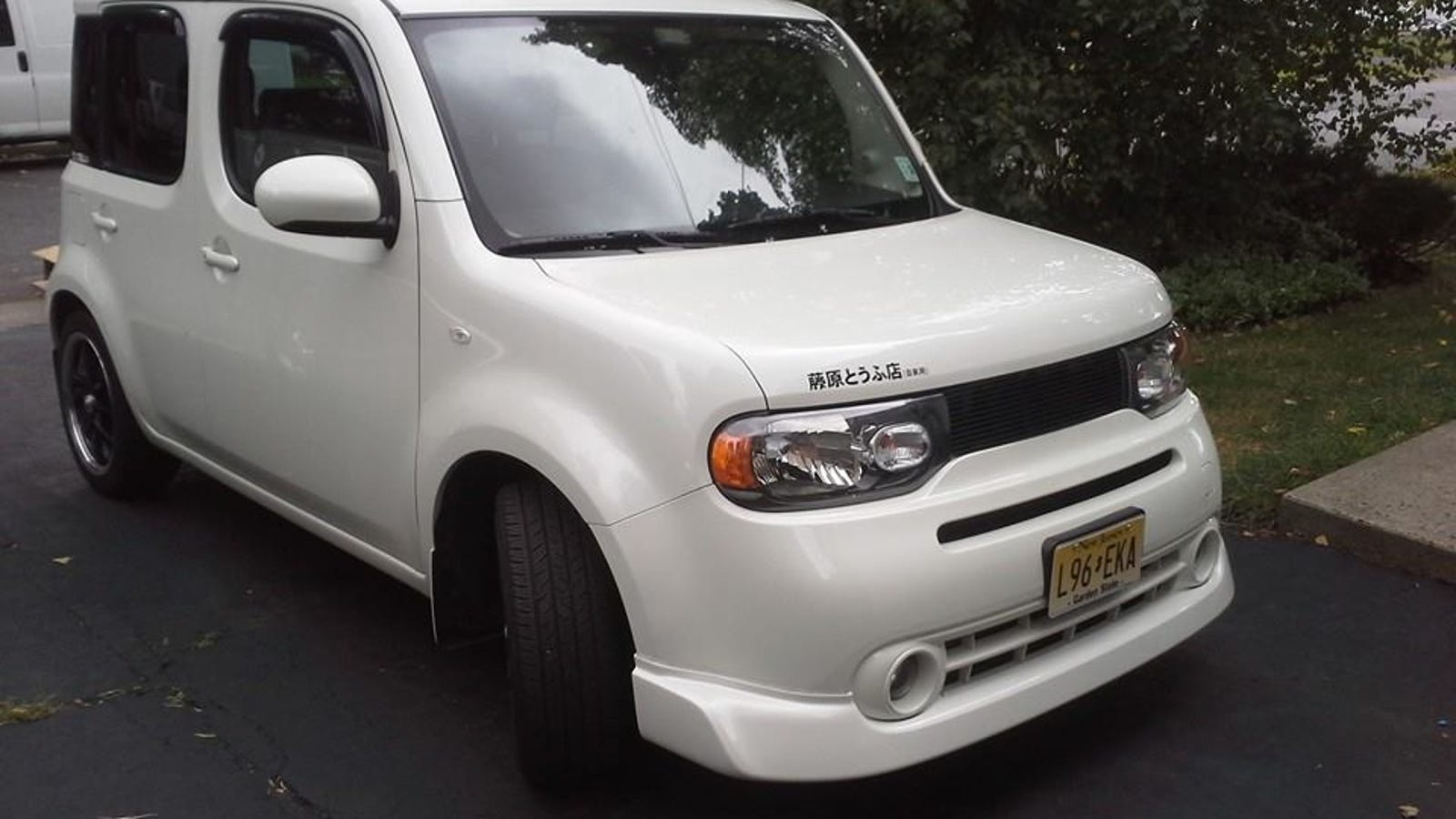 so why a nissan cube. Black Bedroom Furniture Sets. Home Design Ideas