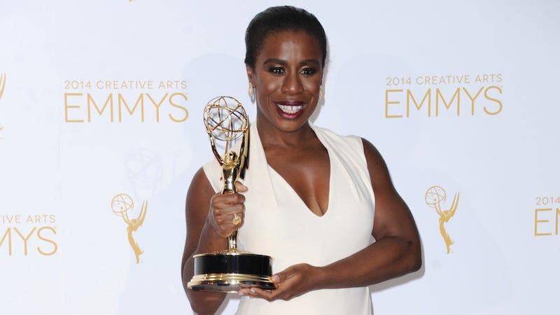 Illustration for article titled Uzo Aduba, Orange Is The New Black Nab Awards at Creative Arts Emmys