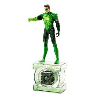 Illustration for article titled A first look at action figures from The Green Lantern