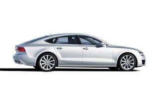 Illustration for article titled Audi A7 Sportback: Aluminum Und Shteel Und A Big Ass