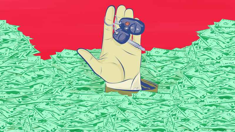 Illustration for article titled The Surprising Reasons You Pay More for Car Insurance