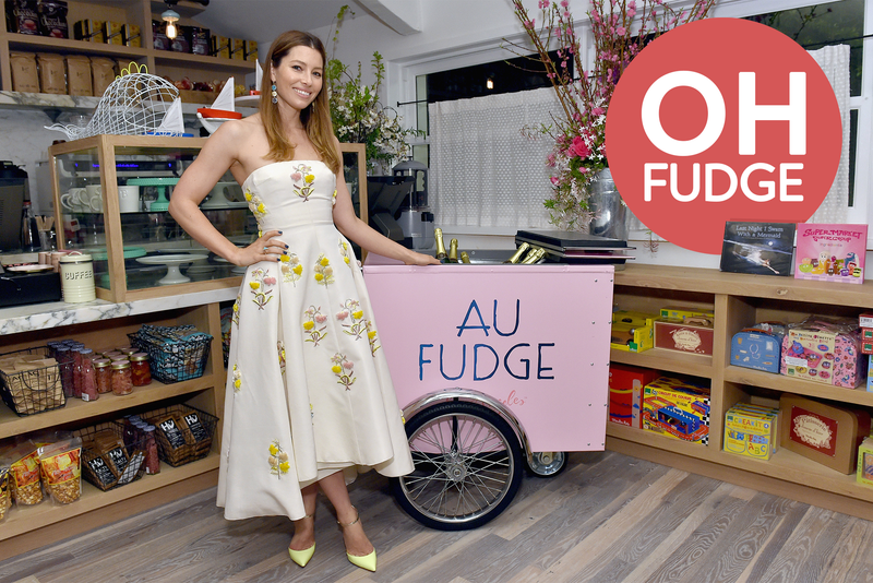 Illustration for article titled A Trip to Au Fudge, Jessica Biel's Pricey but Visionary Idea of Dining for Parents