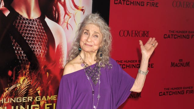 R.I.P. Lynn Cohen, from Sex And The City and The Hunger Games: Catching Fire