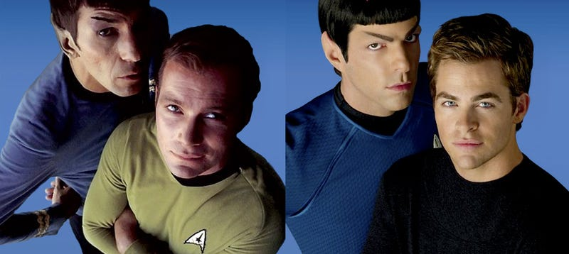 Illustration for article titled New Star Trek Photos Appear, Enterprise's Bridge Screen Fully Revealed