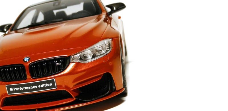 """Illustration for article titled Teutonic Tuesday: BMW M4 """"M Performance Edition"""", by GT Spirit"""