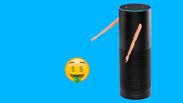 My Amazon Echo Refused to Tell Me About Amazon's Profits