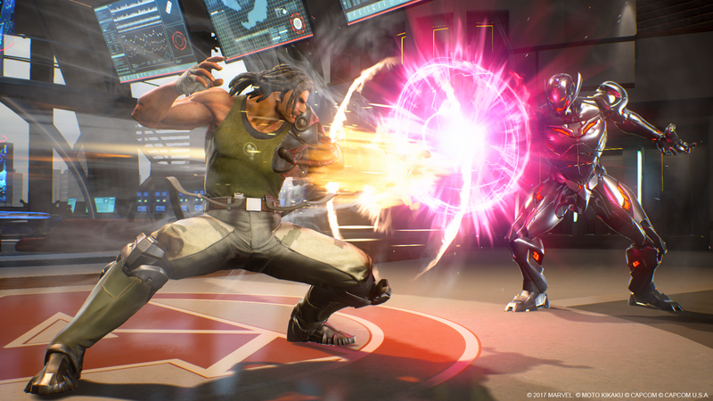 Illustration for article titled Marvel vs. Capcom Infinite Aims To Prevent Endless Combos