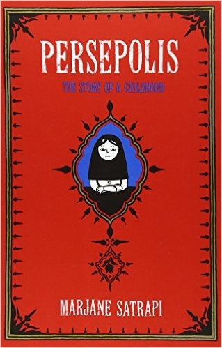 Illustration for article titled Nov. Book Club Discussion: Persepolis