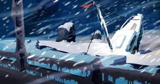 Illustration for article titled The Best Video Games To Play During The Coming Snow Apocalypse