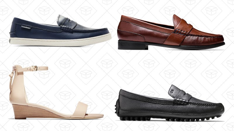 Up to 70% off select styles | Cole Haan | Use code APRILDEAL