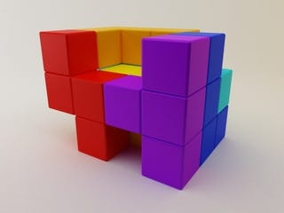 Illustration for article titled Tetris Chair Gallery