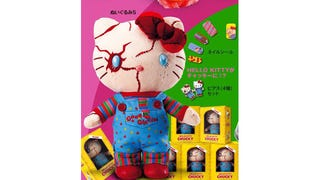 Illustration for article titled The Hello Kitty-Meets-Child's Play Doll You've Always Wanted