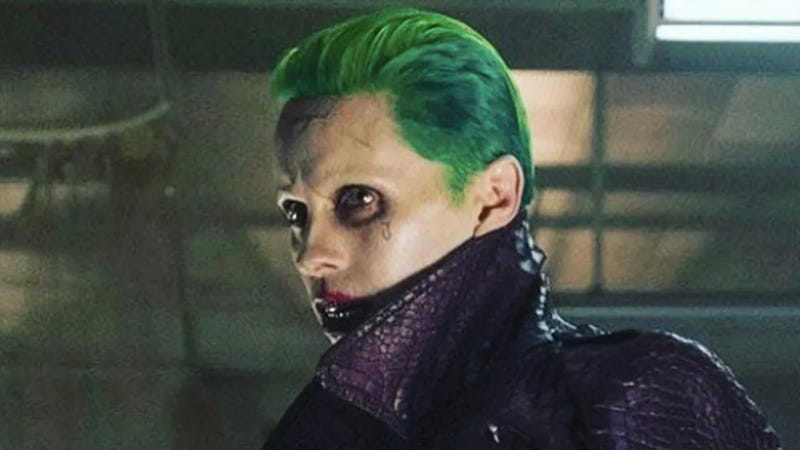 Jared Leto will star and produce a Joker standalone movie.