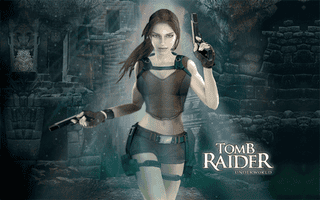 Illustration for article titled Eidos Reveal Exclusive 360 Tomb Raider: Underworld DLC