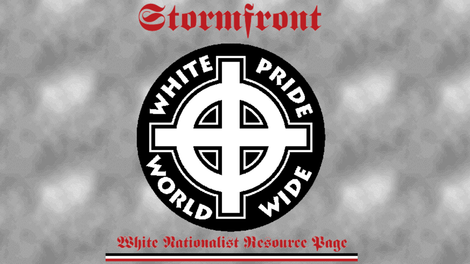 white nationalist propaganda