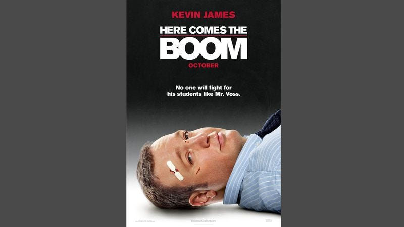 Illustration for article titled Coworker Hastily Leaves Break Room To Avoid 'Here Comes The Boom' Spoilers