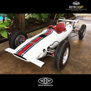 Illustration for article titled These are cool, but for the same price you could get a Vintage Formula Ford.