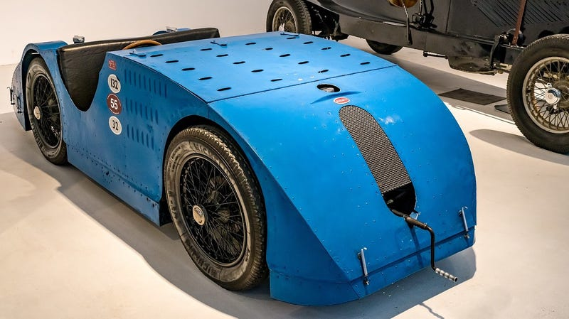 The Short-Lived 1923 Bugatti Type 32 is the Fastest Baby Shoe You'll Ever See