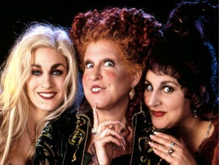Illustration for article titled Tina Fey Is Making A Hocus Pocus Sequel!