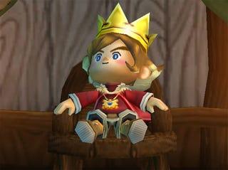 Illustration for article titled Little King's Story To Hit PAL Territories In Q1 2009