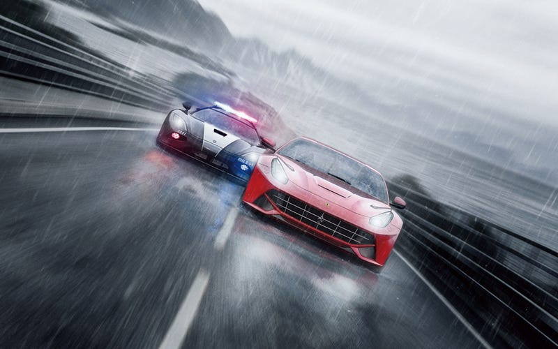 Illustration for article titled Much as I want to believe the F12's gonna get away with it...