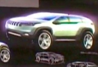 Illustration for article titled Fiat-Based Jeep Teased In Cheesy Web Video