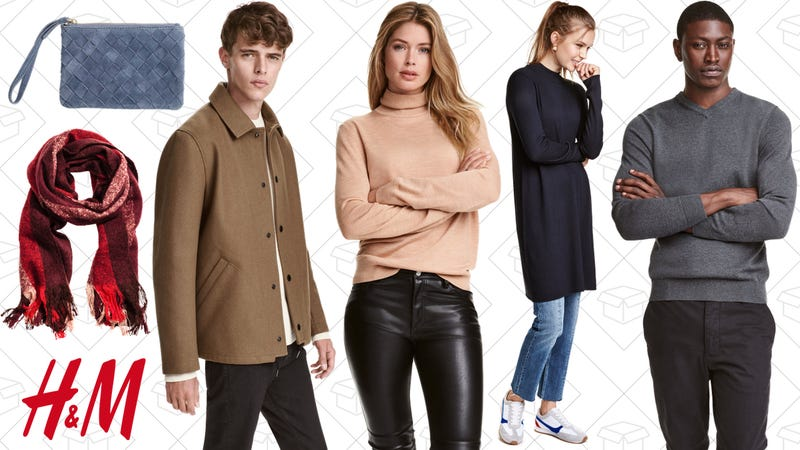 Up to 50% off autumn essentials