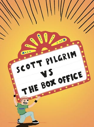 Illustration for article titled Scott Pilgrim Vs. The Disappointing Box Office