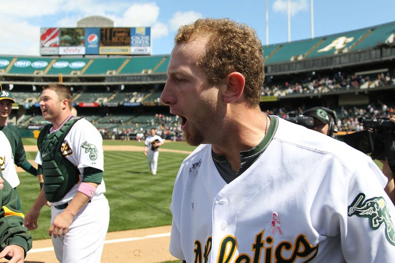 Illustration for article titled The A's Just Released Dallas Braden