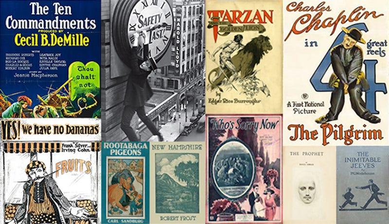 Illustration for article titled Cómo descargar miles de libros y películas clásicas que acaban de ingresar al dominio público con la entrada de 2019