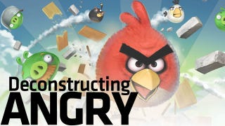 Illustration for article titled Cognitive Reverse Engineering Explains The Incredible Allure Of Angry Birds