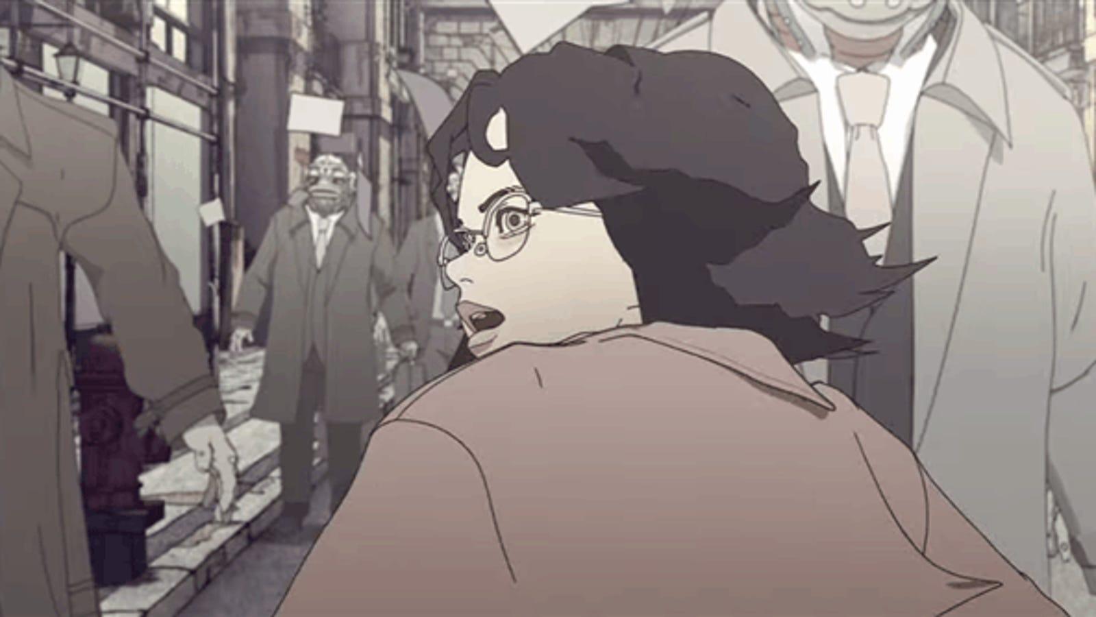 Esta antología de cortos es la fusión perfecta entre los mitos de Cthulhu y el anime