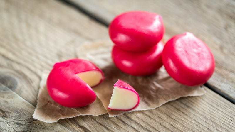 Illustration for article titled Marvel at these wondrous sculptures made from Babybel cheese wax