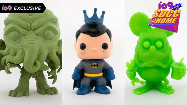 Funko Is Auctioning Off Ultra Rare Pops for Charity During SDCC