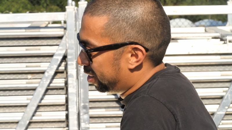 DJ Mel at Lollapalooza (Screenshot: YouTube)