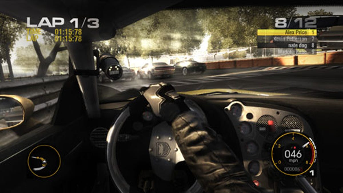 race driver grid multiplayer details