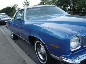 1973 pontiac lemans for a hollywood clubbing 3 700