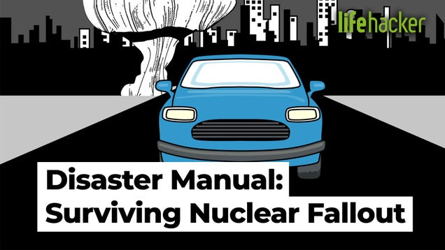 Disaster Manual: Surviving Nuclear Fallout