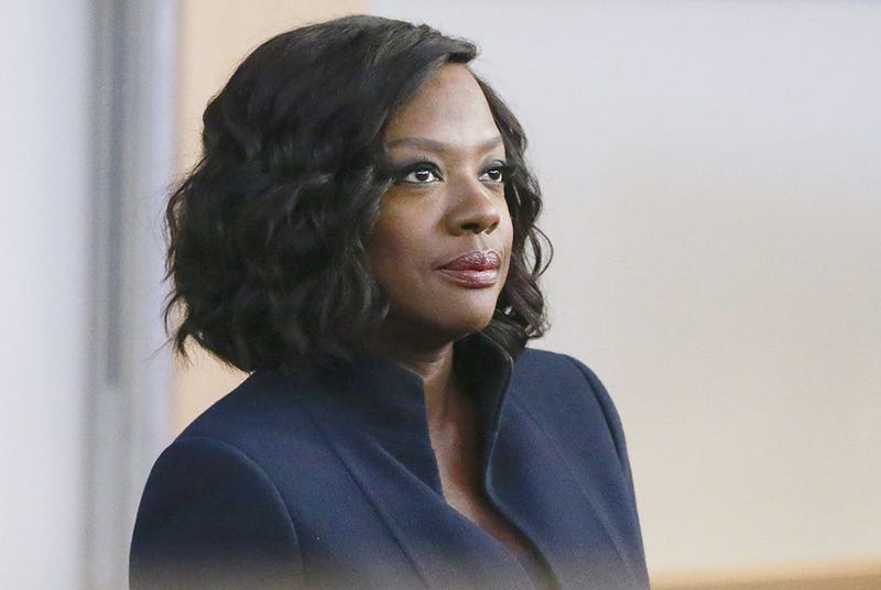 Viola Davis as Annalise Keating in a scene from How to Get Away With MurderMitch Haaseth/ABC