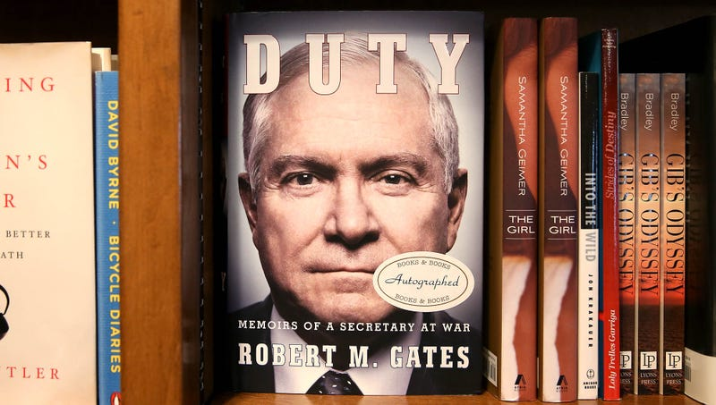 Illustration for article titled Revelations From Robert Gates' Controversial New Book