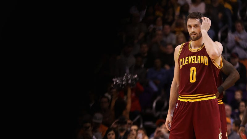 Illustration for article titled Kevin Love To Miss Six Weeks After Arthroscopic Knee Surgery
