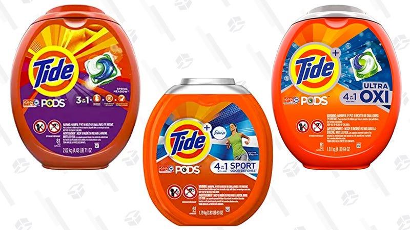 $3 off Laundry Pods | Amazon