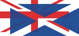 Illustration for article titled What Will Happen to the Union Jack If Scotland Votes for Independence?