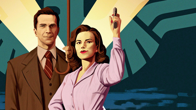 Illustration for article titled Hayley Atwell Will Return as Agent Carter... On Marvel's Avengers Cartoon