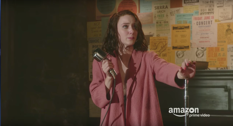 The Marvelous Mrs. Maisel Premieres in November on Amazon