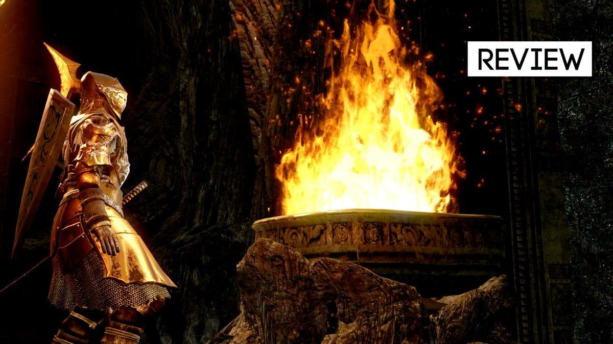 Dark Souls Remastered: The Kotaku Review