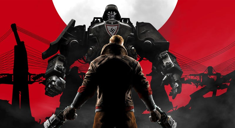Illustration for article titled What Makes Wolfenstein: The New Order So Great