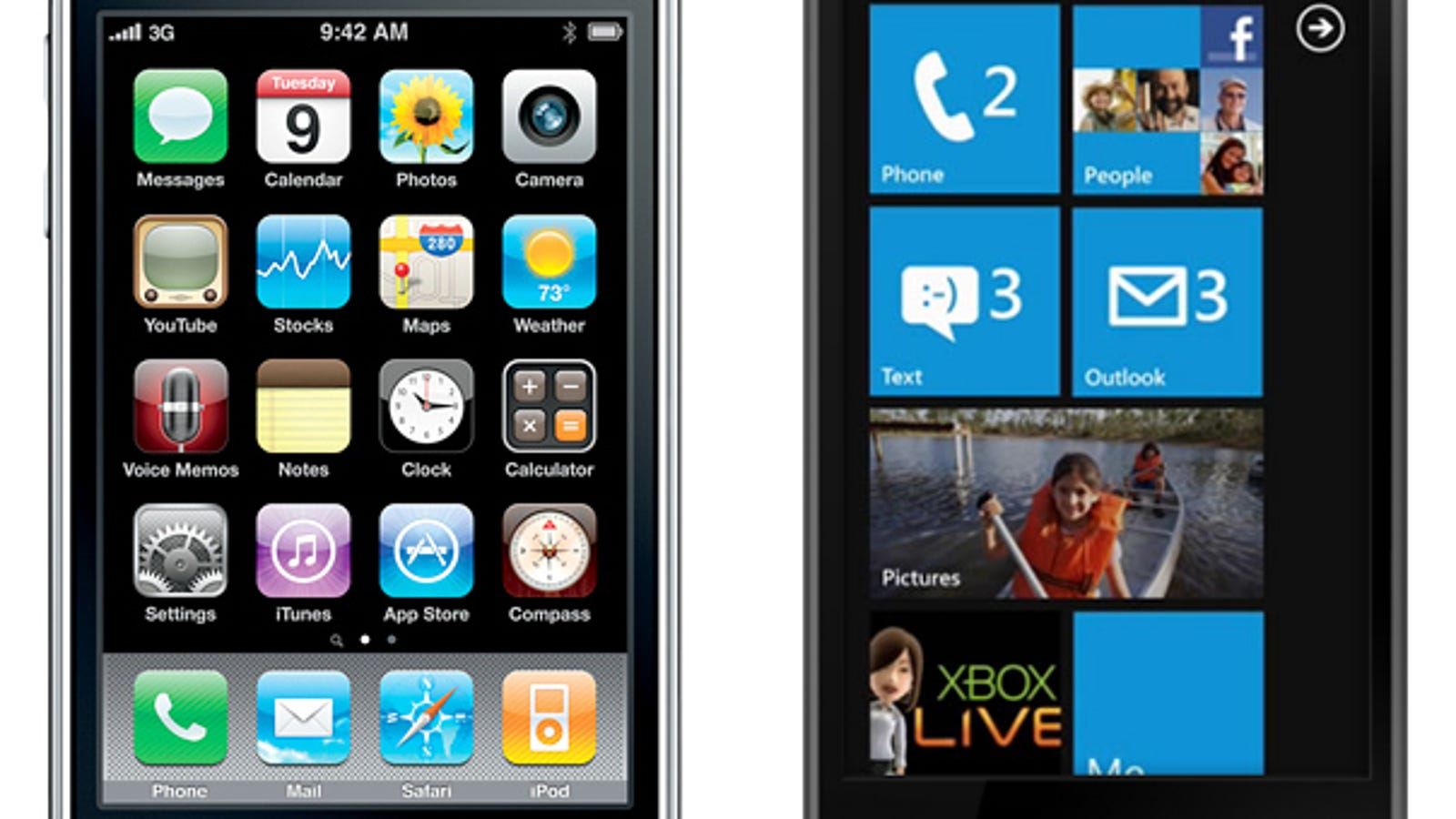 Windows phone 7 app store